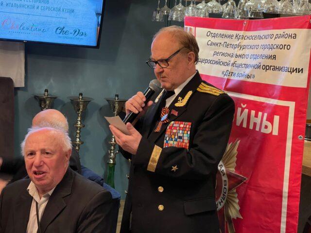 Встреча представителей организации «Дети войны» из Гатчинского района Ленинградской области и Красносельского района Санкт-Петербурга   КПРФ